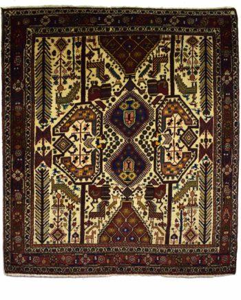 Perzisch tapijt 0040