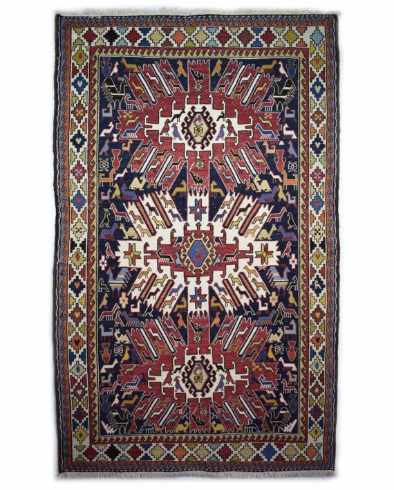 Perzisch tapijt 1917