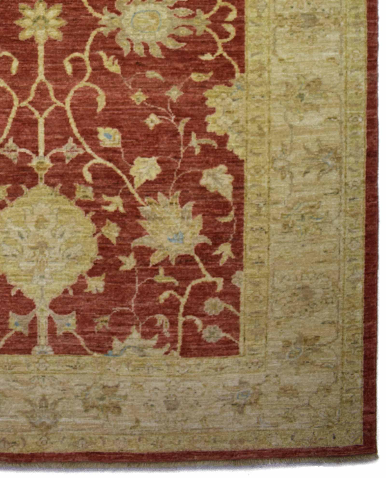 Perzisch tapijt ziegler 3661 persian gallery - Tapijt eetkamer ...