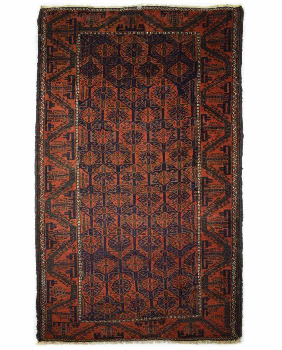 Perzisch tapijt 2456