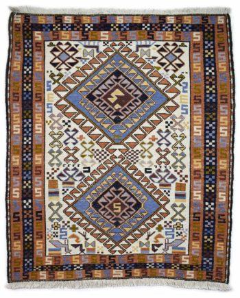 Perzisch tapijt 2814